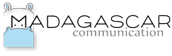 Madagascar Communication Logo